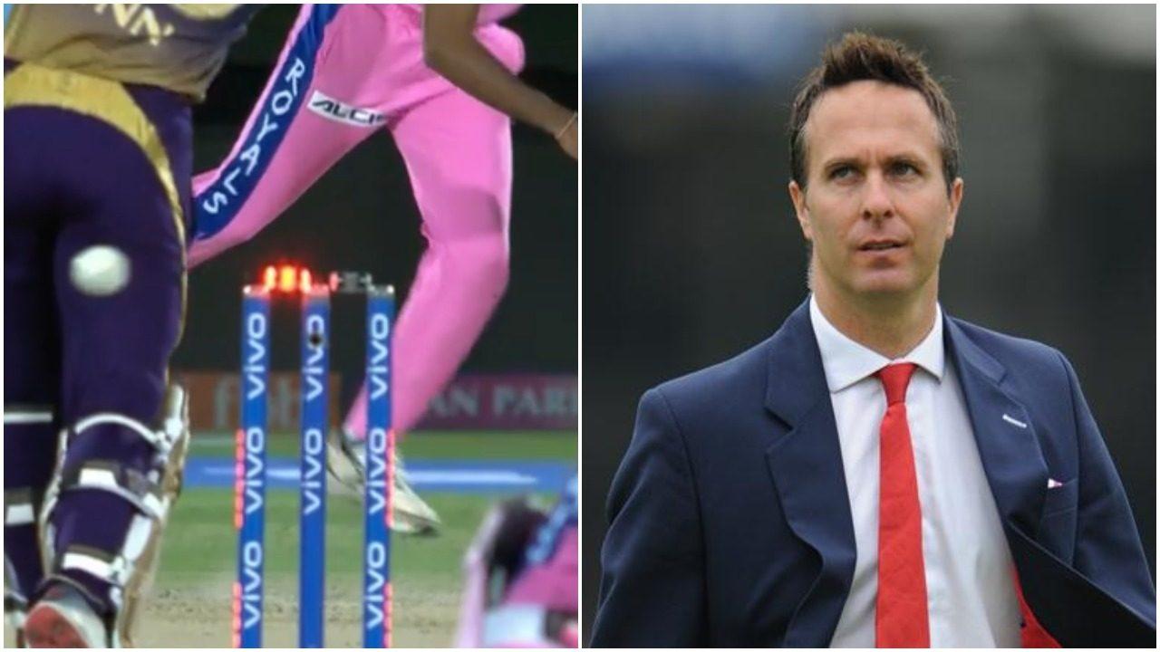 IPL 2019: गेंद लगने के बावजूद बेल्स नहीं गिरने पर माइकल वॉन ने दिया ऐसा करने का सुझाव 6
