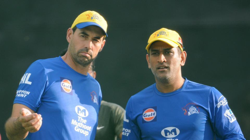 आईपीएल 2019- महेंद्र सिंह धोनी की फिटनेस पर सामने आई लेटेस्ट अपडेट स्वयं स्टीफन फ्लेमिंग ने किया खुलासा, क्या आज मैदान पर उतरेगे धोनी? 1