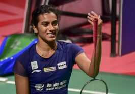 Badminton: Sindhu reached the semi-finals of Singapore Open