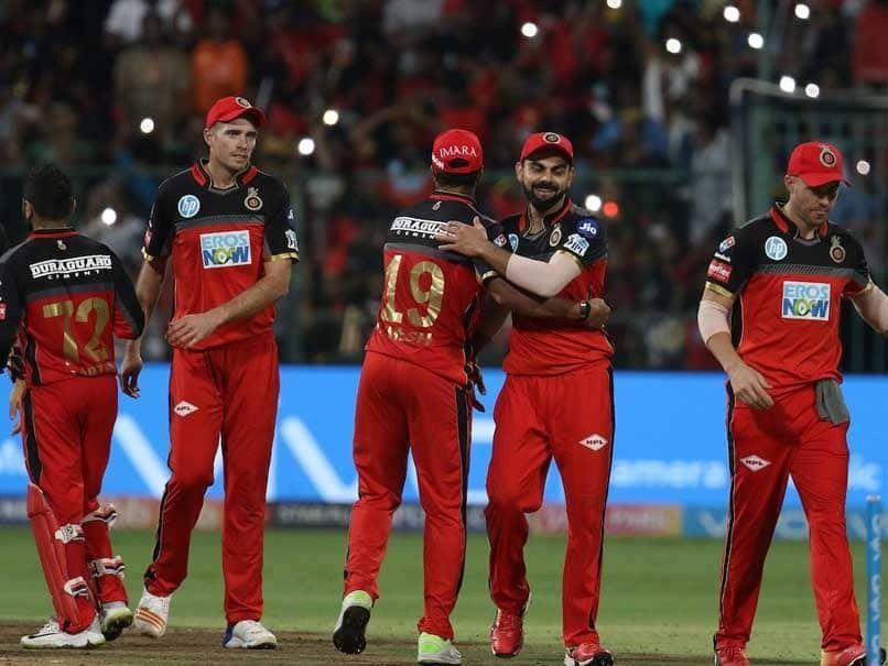 IPL-12: Bangalore sticks to victory