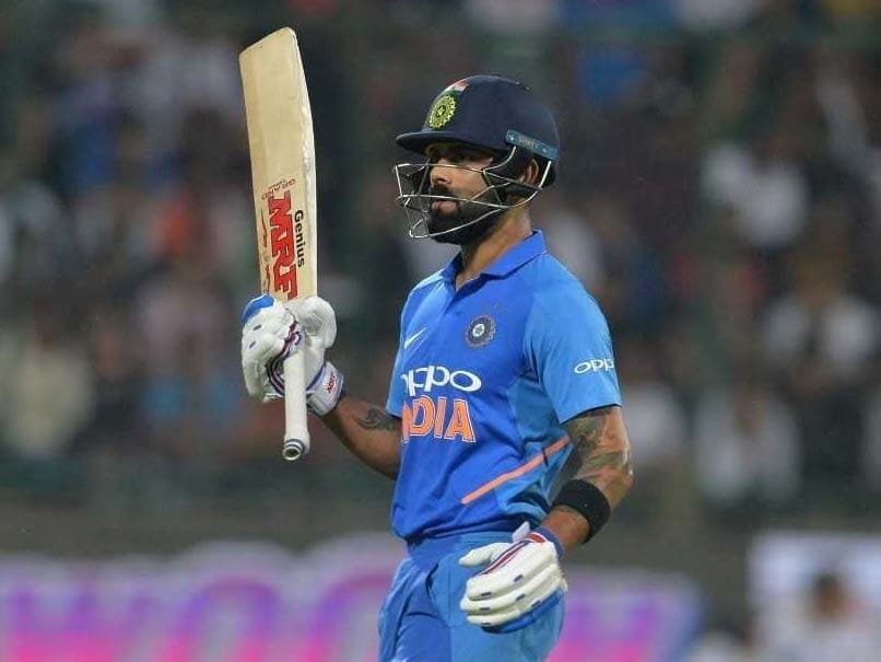 कोहली बने विजडन लीडिंग क्रिकेटर इन द वर्ल्ड