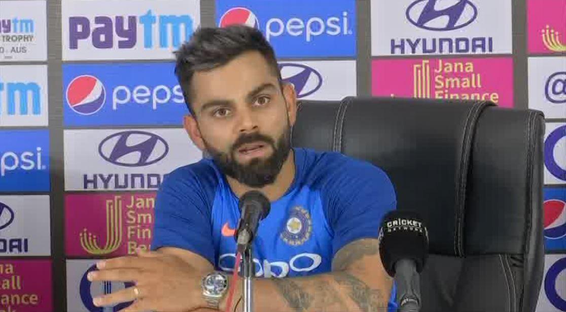 विराट कोहली ने अब खुद बताया क्यों अंबाती रायडू को नजरअंदाज कर विजय शंकर को मिला विश्वकप टीम में जगह 4