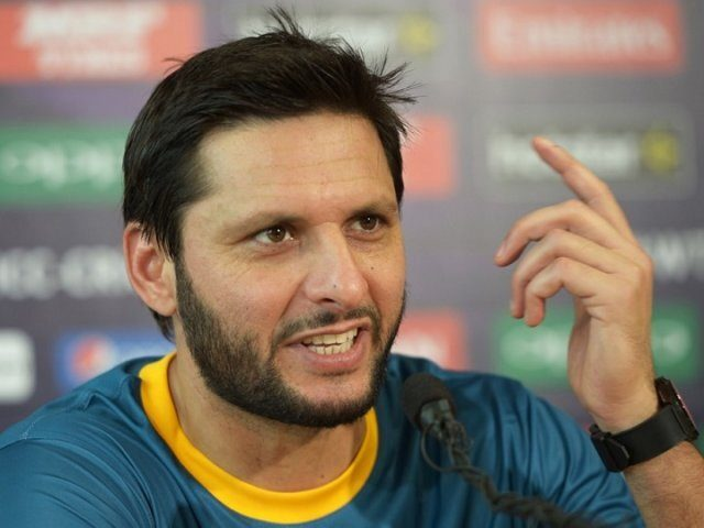 Afridi disclosed his age in autobiography