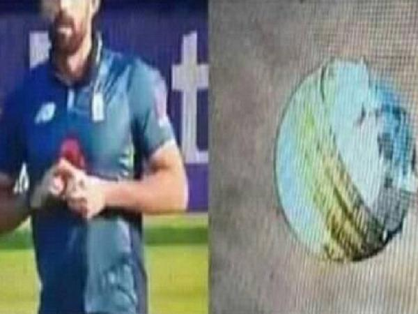 वीडियो: इंग्लैंड के इस खिलाड़ी पर लगा था बॉल टेम्परिंग का आरोप, अब आईसीसी ने कही ये बात 1