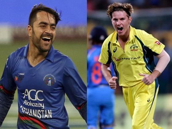 विश्व कप से पहले ऑस्ट्रेलियाई स्पिनर एडम जम्पा ने ढूढ़ निकाला राशिद खान की मिस्ट्री गेंदबाजी का राज 1