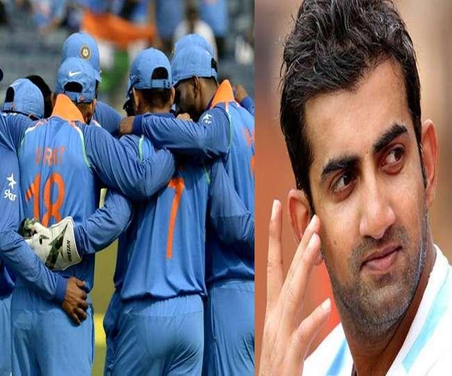 ICC CRICKET WORLD CUP 2019: भाजपा नेता गौतम गंभीर ने विश्व कप 2019 की चुनी भारतीय टीम, टीम में 3 बदलाव 1