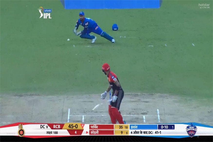 आईपीएल 2019- जब बीच मैदान पर विराट कोहली ने लगाई ऋषभ पन्त और इशांत शर्मा की क्लास, ये था पूरा मामला 2