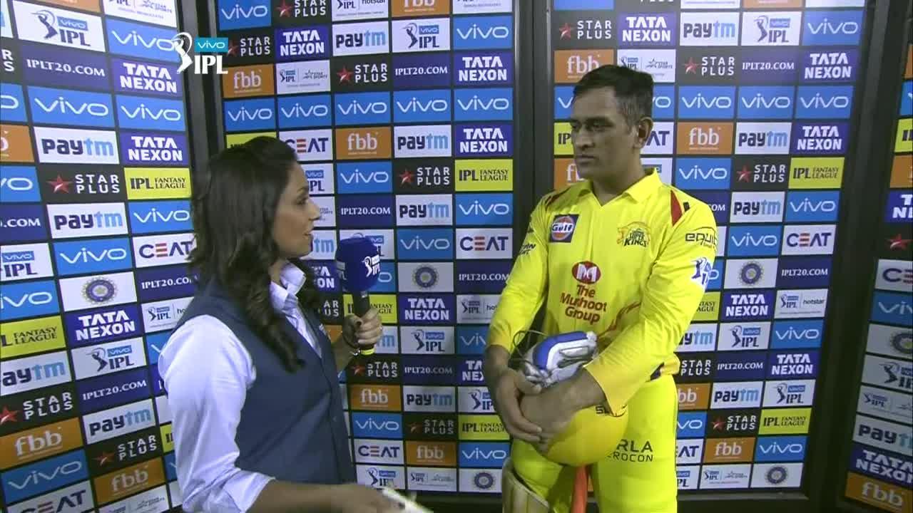 IPL 2019- चेन्नई के प्रशंसको ने धोनी को दिया है थाला निक नेम अब धोनी ने इस पर कही दिल छु जाने वाली बात 1
