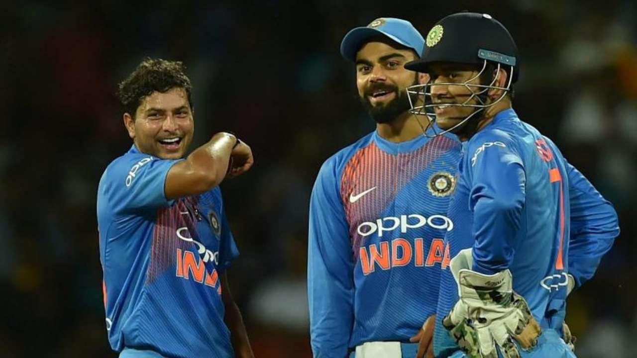 कुलदीप यादव ने धोनी और विराट कोहली की कप्तानी में बताया अंतर, इन्हें बताया सर्वश्रेष्ठ 12