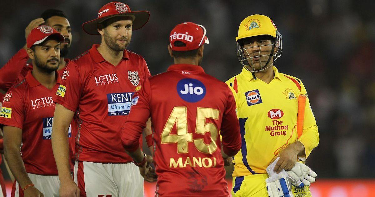 आईपीएल-12 : पंजाब से होगा आज चेन्नई का सामना 8