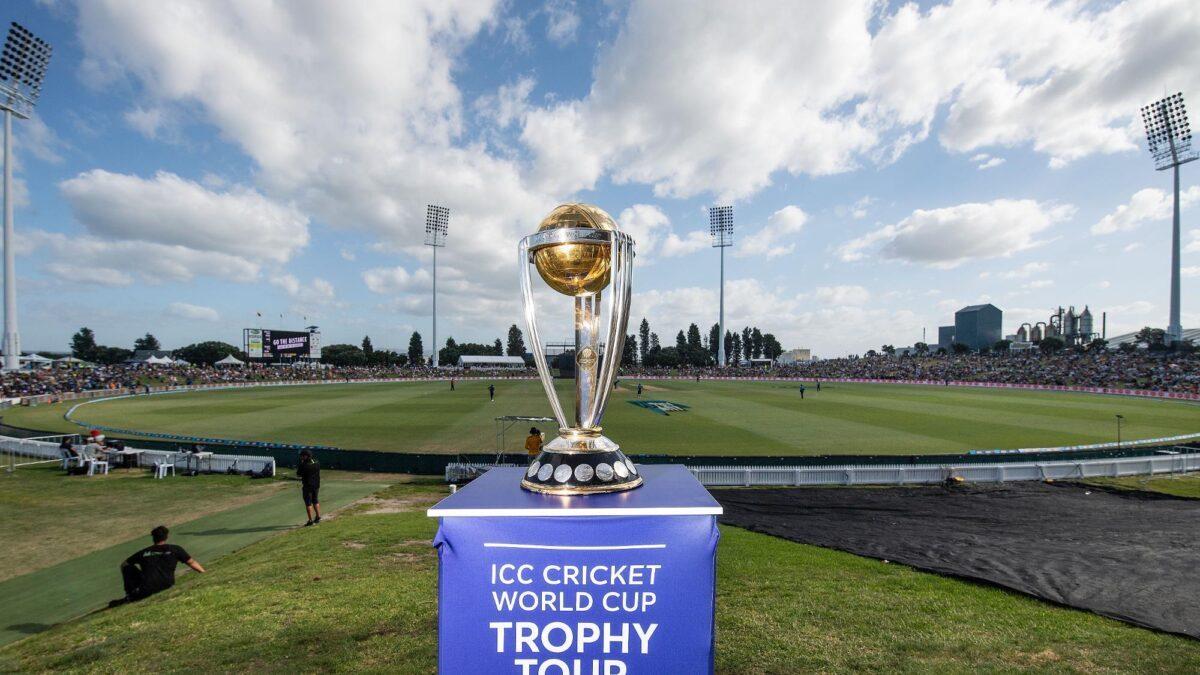 CWC 2019- आईसीसी ने विश्व कप का ऑफिसियल थीम सॉंग किया रिलीज, देखें वीडियो