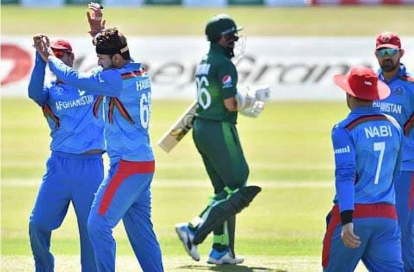 ICC CRICKET WORLD CUP 2019: अफगानिस्तान ने पाकिस्तान को विश्व कप के अभ्यास मैच दी मात, देखें स्कोरबोर्ड 1