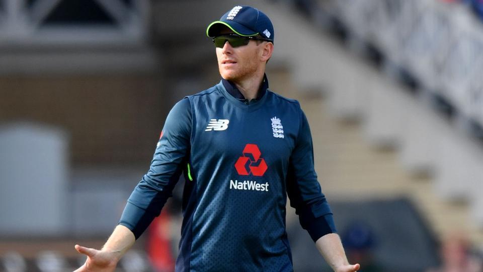 ICC CRICKET WORLD CUP 2019: विश्व कप से पहले इंग्लैंड के कप्तान ओएन मॉर्गन हुए चोटिल, इंग्लैंड की बड़ी परेशानी 8