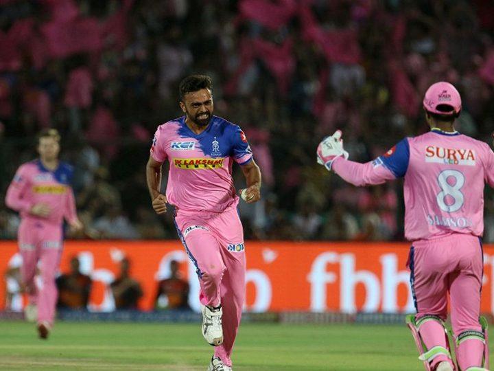 आईपीएल 2019: सोशल मीडिया पर एक यूजर ने दी जयदेव उनादकट को अकादमी में दाखिला लेने की सलाह, मिला यह जवाब 5