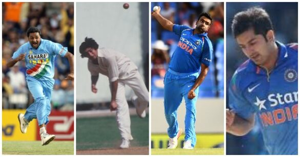 CWC 2019: विश्व कप की एक पारी में सबसे ज्यादा रन खर्च करने वाले भारतीय गेंदबाज 28