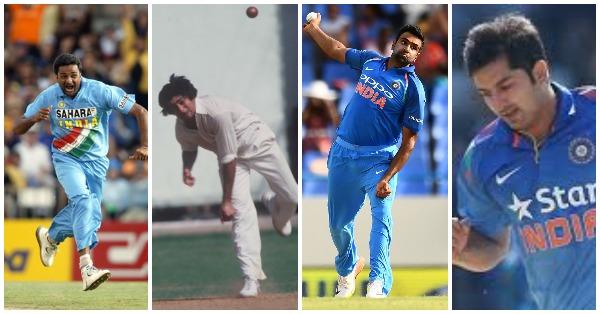 CWC 2019: विश्व कप की एक पारी में सबसे ज्यादा रन खर्च करने वाले भारतीय गेंदबाज 15