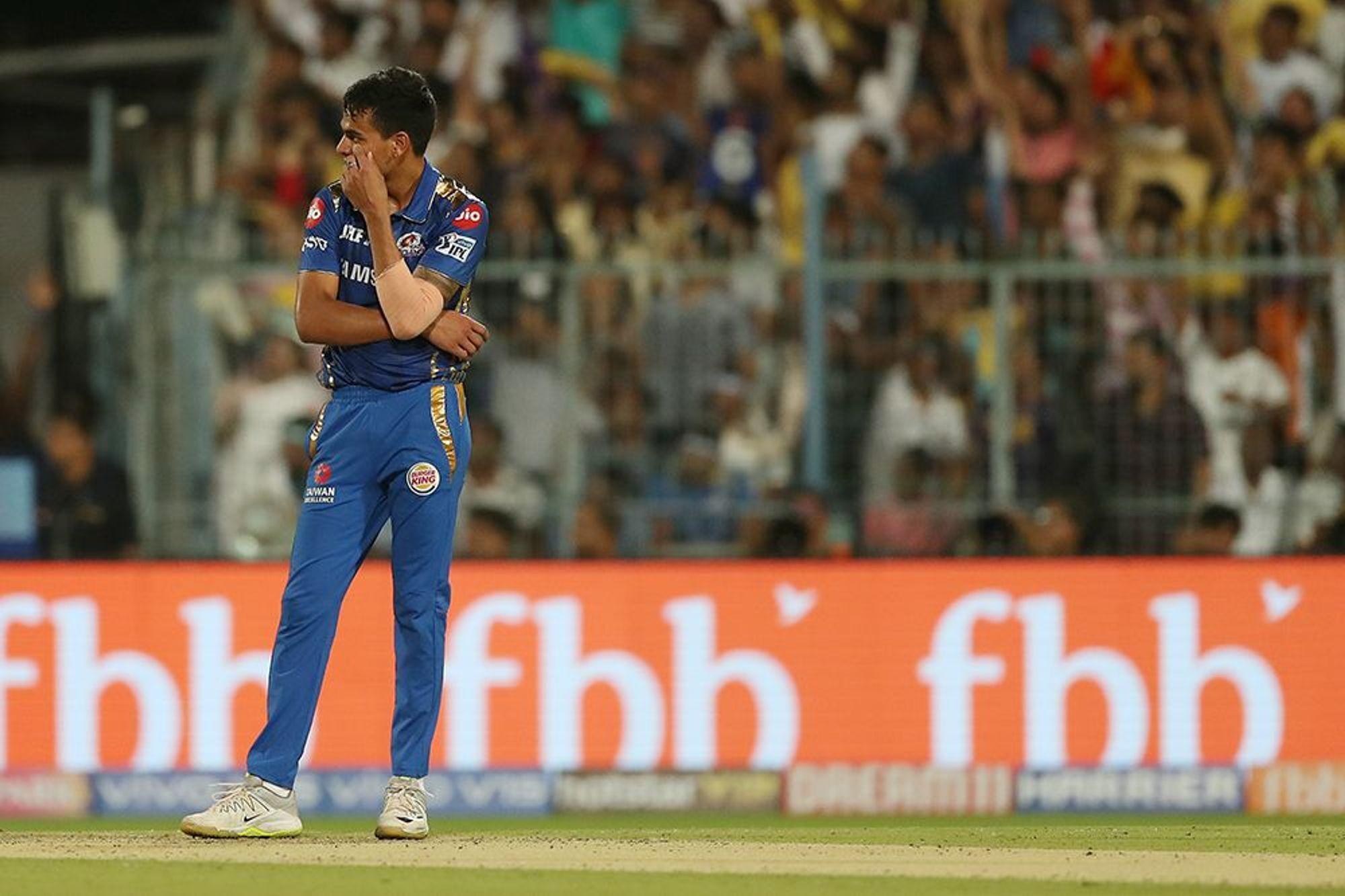 आईपीएल 2019: राहुल चाहर ने खोला अपनी शानदार गेंदबाजी का राज, चेन्नई सुपर किंग्स के इस गेंदबाज से फोन पर लेते हैं टिप्स 5