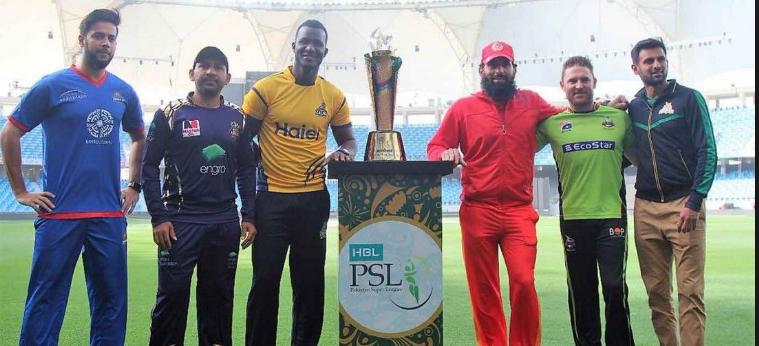 पाकिस्तान सूपर लीग 2019 की यह ड्रीम टीम आईपीएल चैंपियन मुंबई इंडियंस को आसानी से दे सकती हैं मात 13