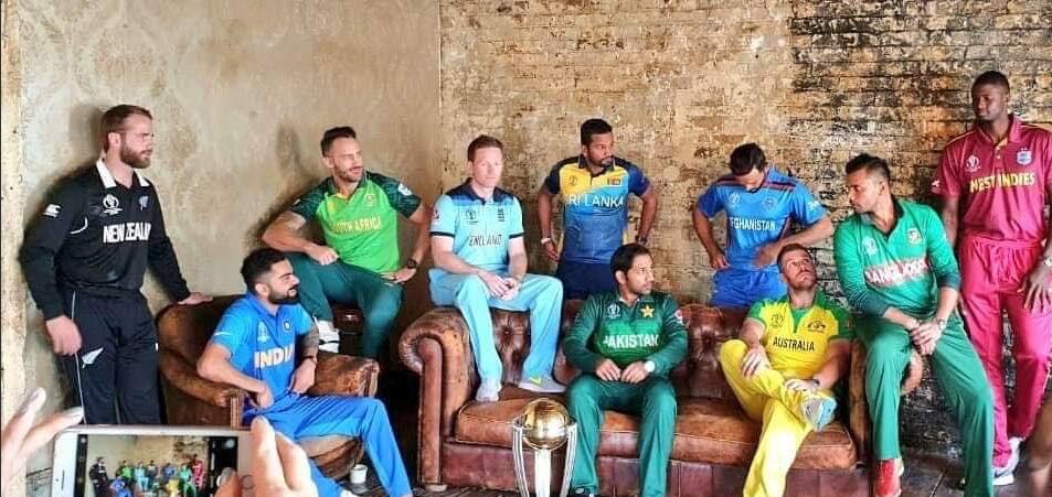 ICC CRICKET WORLD CUP 2019: दिग्गज खिलाड़ी ने इन 2 टीमों को बताया भारत और इंग्लैंड के लिए खतरा 2