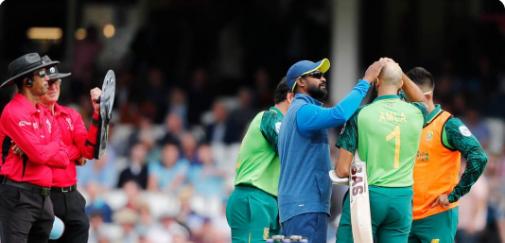 WATCH : जोफ्रा आर्चर की खतरनाक बाउंसर गेंद पर हाशिम अमला हुए चोटिल, हुए रिटायर हर्ट 3