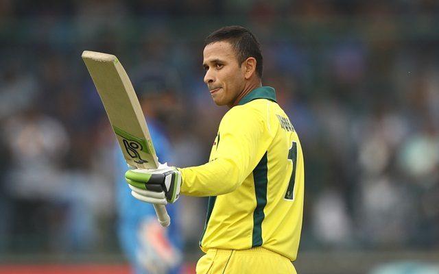 सेंट्रल कॉन्ट्रैक्ट से बाहर किए जाने के बाद उस्मान ख्वाजा ने कहा अभी भी ऑस्ट्रेलिया के टॉप 6 बल्लेबाजों में शामिल हूँ 5