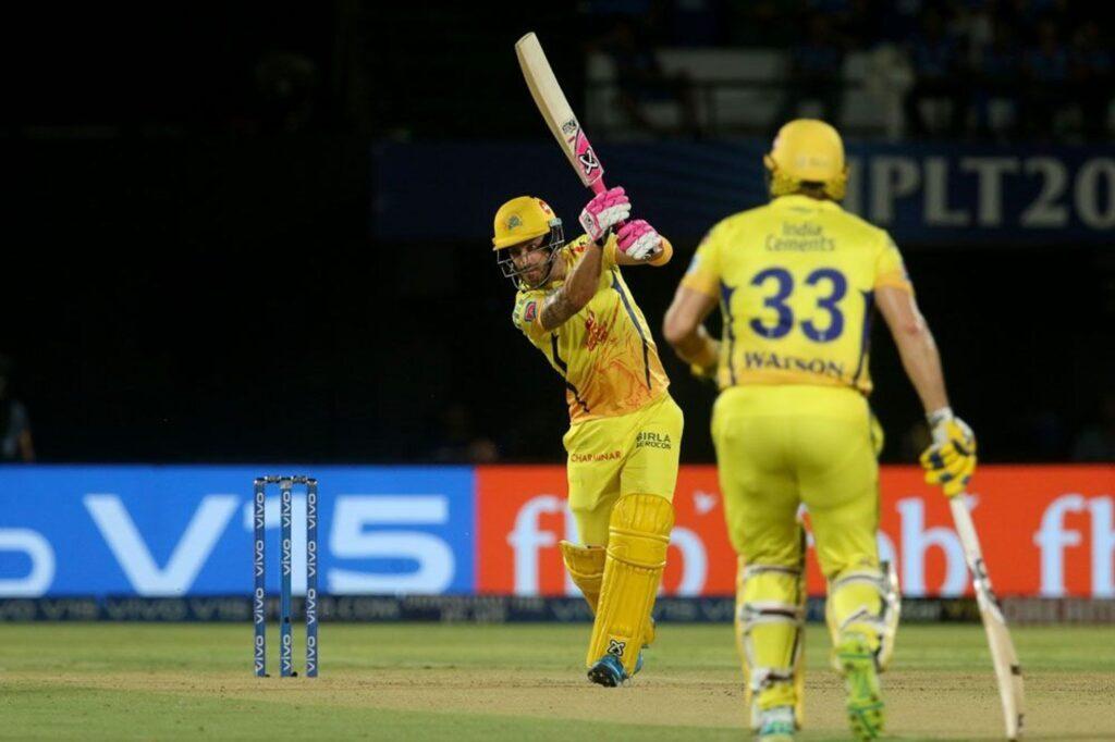 CSK vs DC : Qualifier 2 : चेन्नई सुपर किंग्स ने दिल्ली कैपिटल्स को 6 विकेट से हरा, फाइनल में बनाई अपनी जगह 4