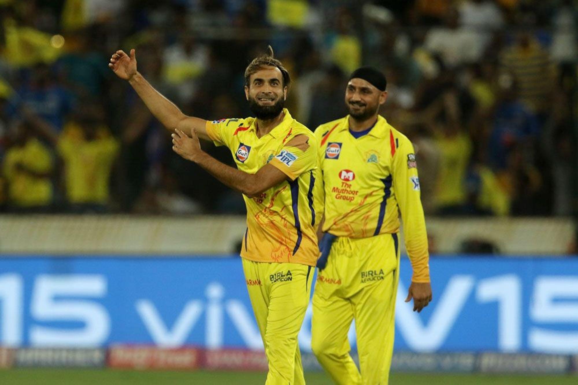 आईपीएल फाइनल: शानदार गेंदबाजी कर ट्विटर पर छाए इमरान ताहिर, मुंबई की हालत खस्ता 1