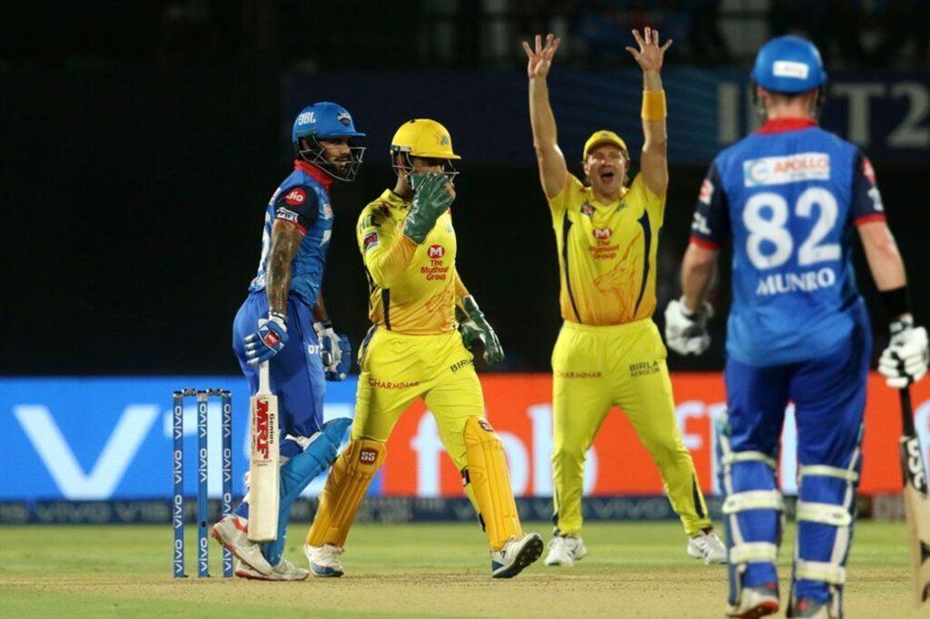 CSK vs DC : Qualifier 2 : चेन्नई सुपर किंग्स ने दिल्ली कैपिटल्स को 6 विकेट से हरा, फाइनल में बनाई अपनी जगह 2