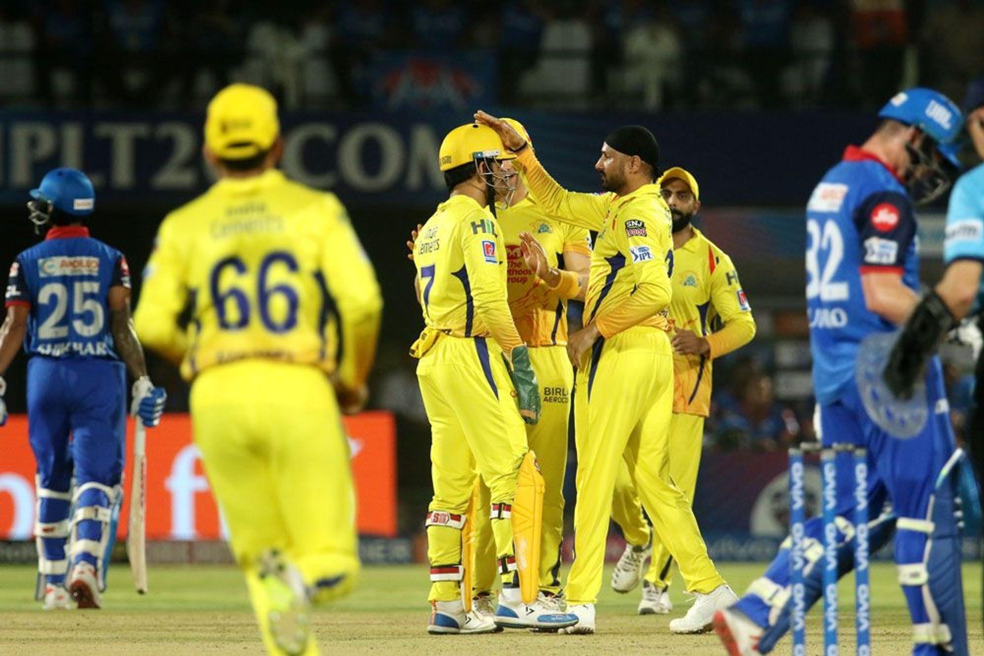 CSK vs DC : Qualifier 2 : चेन्नई सुपर किंग्स ने दिल्ली कैपिटल्स को 6 विकेट से हरा, फाइनल में बनाई अपनी जगह 1