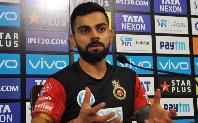 WATCH: आरसीबी टीम को लेकर कोहली हुए भावुक, वीडियो शेयर कर लिखा इमोशनल मैसेज 1