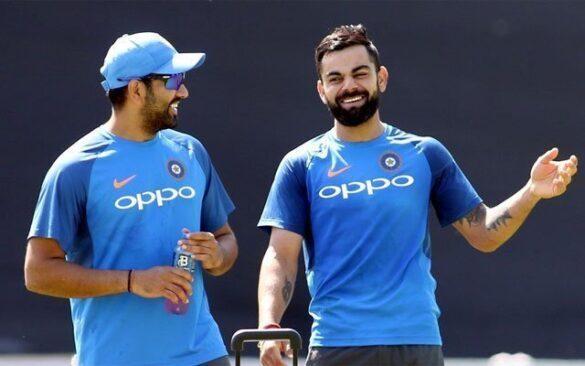 CWC19-भारतीय ओपनर की मांग विराट कोहली की जगह रोहित शर्मा हों टीम के नये कप्तान 9