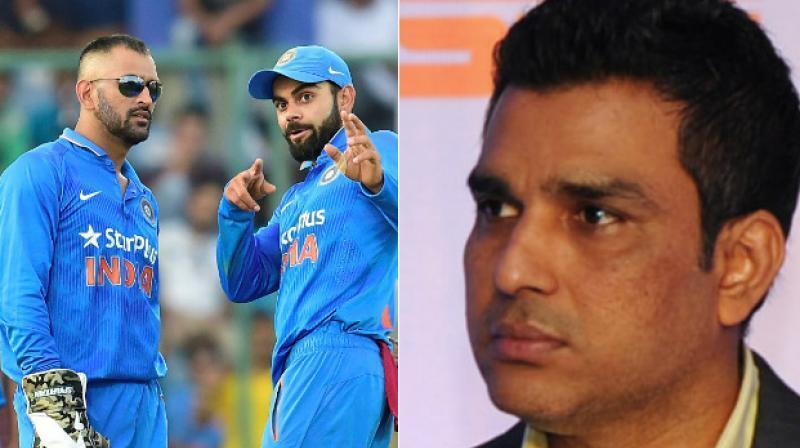 आईपीएल 2019- कमेंटेटर संजय मांजरेकर ने रोहित और धोनी को नहीं इस कप्तान को बताया विराट से बेहतर