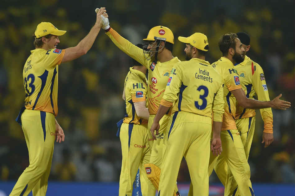 IPL-12: Chennai, again, with the contribution of Dhoni, Raina, Tahir