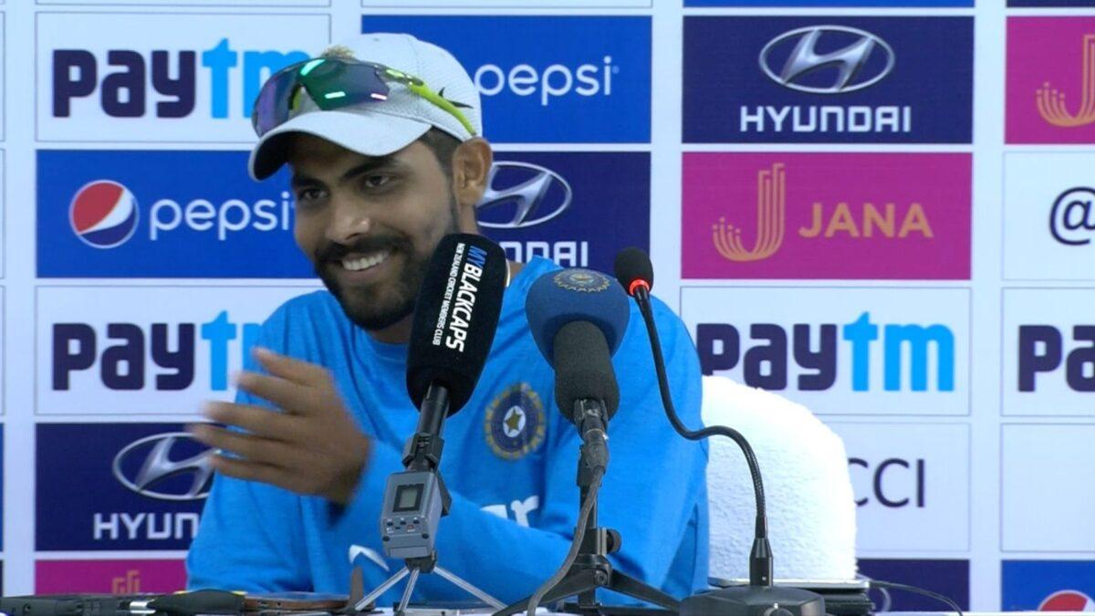 रवीन्द्र जडेजा ने बताया उस भारतीय खिलाड़ी का नाम जो गूगल पर सबसे ज्यादा खुद को करता है सर्च