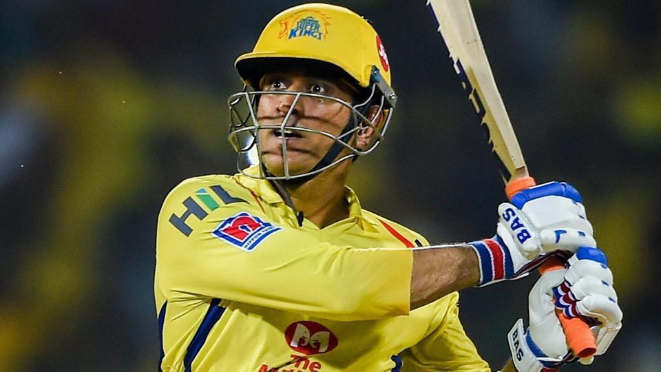 I hit the ball after watching the ball: Dhoni