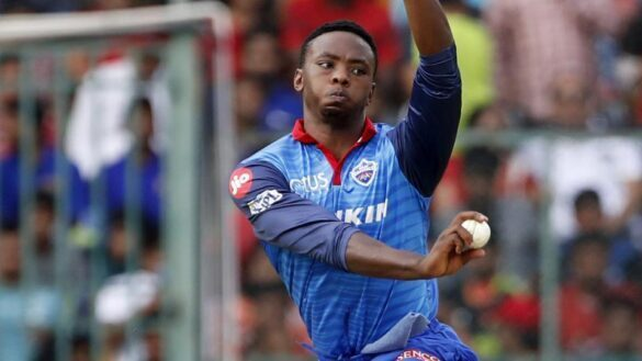 आईपीएल 2020- दिल्ली कैपिटल्स के तेज गेंदबाज कगिसो रबाडा शुरूआती मैचों से रह सकते हैं दूर 7