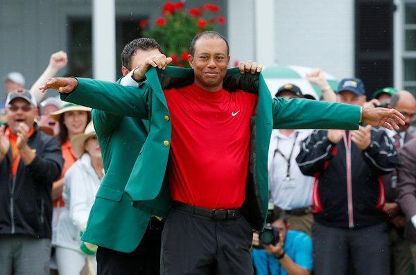 Woods will get Presidential Medal of Freedom