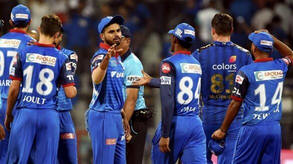 IPL-12: Delhi people cheat Rajasthan cheaply