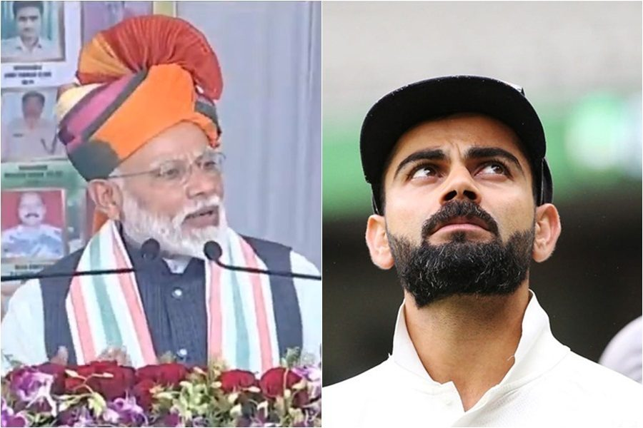 सचिन तेंदुलकर से लेकर विराट कोहली तक ने दी पीएम नरेंद्र मोदी को जन्मदिन की बधाई 2