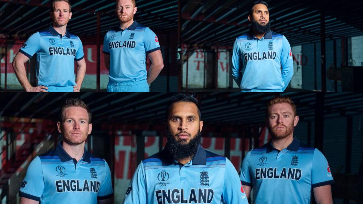 विश्व कप में नई जर्सी के साथ खेलने उतरेगी इंग्लैंड की टीम, देखें कैसा है रंग और क्या है खासियत
