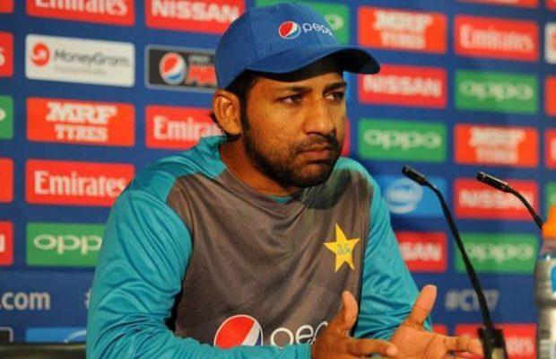 सरफराज अहमद के सपोर्ट में उतरा ये पाकिस्तानी खिलाड़ी, ट्वीट कर कही ये बात 1