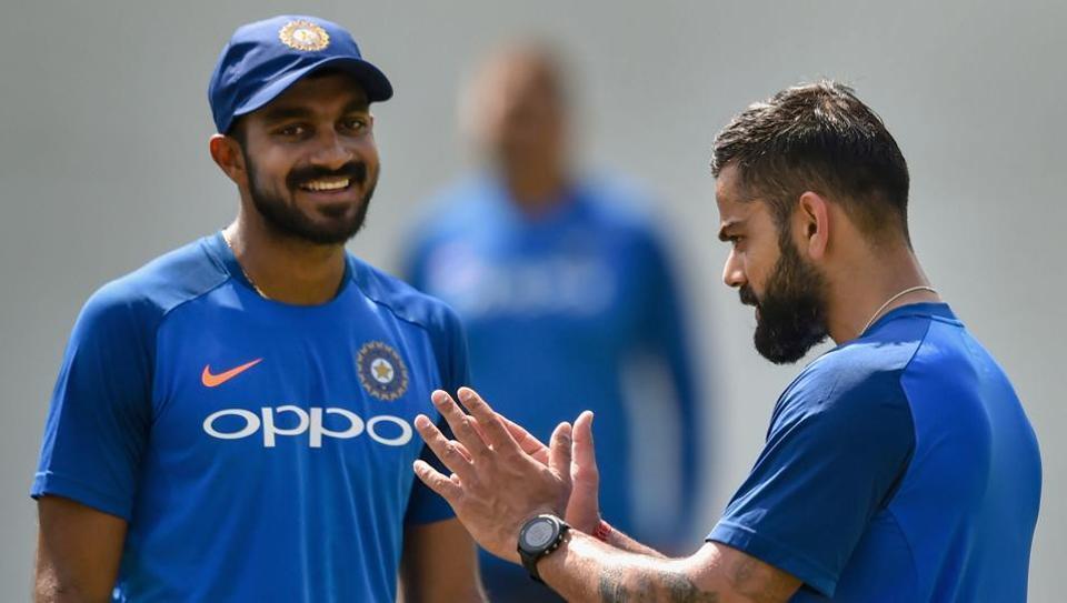 विश्वकप 2019 टीम में अंतिम समय पर विजय शंकर को हटा इस खिलाड़ी को मिल सकती है जगह