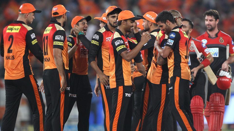 IPL-12: Bangalore to host Hyderabad today