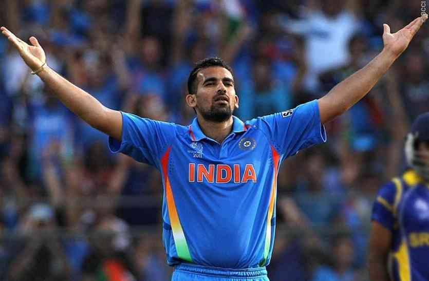 ज़हीर खान ने बताया 2011 विश्व कप में उनके और टीम इंडिया के जीत का रहस्य 2