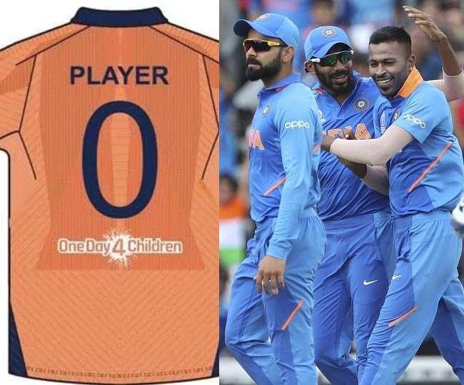 झंडे का रंग है केसरिया,सफेद और हरा तो क्यों भारतीय टीम पहनती है नीली जर्सी? जाने वजह 8
