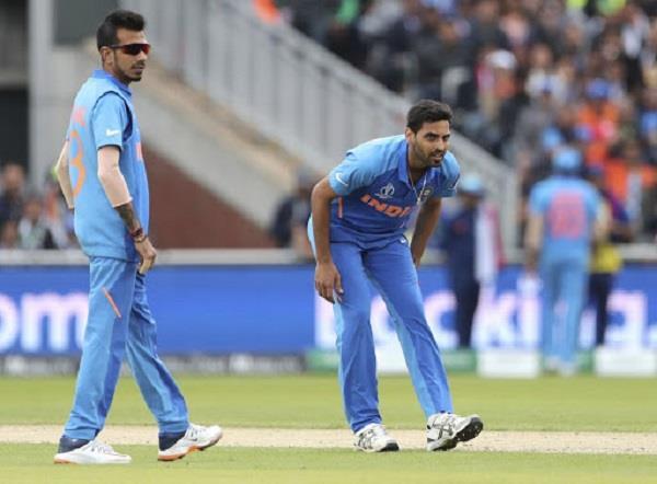 WORLD CUP 2019: संजय बांगर ने कहा फिट हैं भुवनेश्वर कुमार, अगले मैच में पहली बार खेल सकता है ये खिलाड़ी 1