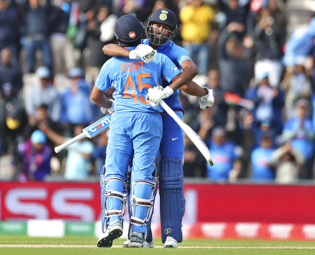 CWC19- भारतीय टीम की जीत के बाद डरा पाकिस्तान, इंग्लैंड में फैला रहा दुनिया के सामने ये अफवाह 1