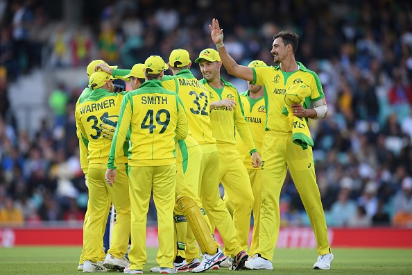 WORLD CUP 2019: AUS vs SL: ऑस्ट्रेलिया ने श्रीलंका को 87 रन से हराया