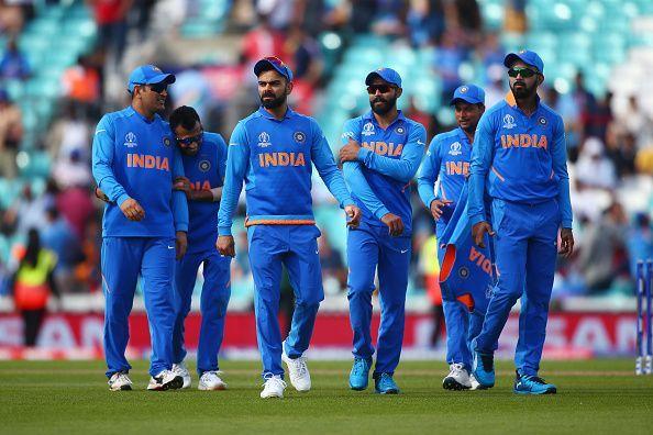 अभ्यास मैच की वजह से इन 3 भारतीय खिलाड़ियों ने पक्की कर ली है विश्व कप के पहले मैच के लिए जगह 9