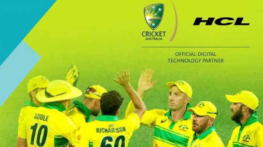 ऑस्ट्रेलिया क्रिकेट बोर्ड के साथ जुड़ी भारतीय कंपनी HCL 9